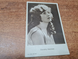 Postcard - Film, Actor, Dorothy Mackale   (29593) - Actores