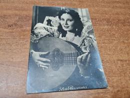 Postcard - Film, Actor, Lida Baarova    (V 35728) - Actors