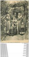 WW 09 ARIEGE. Types De Bethmalaises Dont Une Tricoteuse Et Une Porteuse D'eau - Altri Comuni
