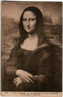51df 1317 CPA - MUSEE DU LOUVRE - LA JOCONDE - LEONARDO DA VINCI - Paintings