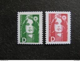 TB Paire N° 2711 Et N° 2712, Neufs XX. - Unused Stamps