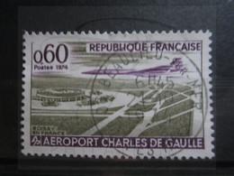 "VEND BEAU TIMBRE DE FRANCE N° 1787 , OBLITERATION "" BEAULIEU-SUR-MER "" !!! - Used Stamps"