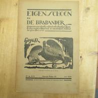 Eigen Schoon & De Brabander 1928 Gooik Schuttersgilde Asse In De As Assekoekskens Geschiedenis Asse - History
