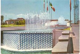 £15 UNITA'D'ITALIA SU CARTOLINA TORINO ITALIA61 - Ausstellungen