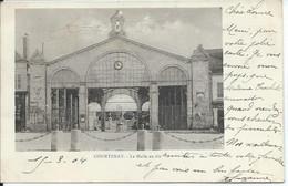 [45] Loiret > Courtenay La Halle Au Blé - Courtenay