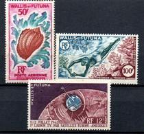 W-4  Wallis-Et-Futuna N° 18 à 20 **  A Saisir !!! - Nuovi