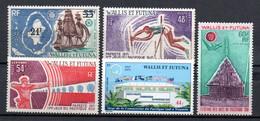W-4  Wallis-Et-Futuna N° 38 à 42 **  A Saisir !!! - Nuevos