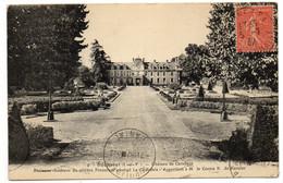 CPA   35    BECHEREL     1932   CHATEAU DE CARADEUC - Bécherel