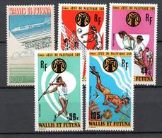 W-4  Wallis-Et-Futuna N° 62 à 66 **  A Saisir !!! - Nuevos