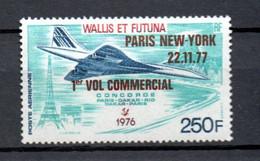 W-4  Wallis-Et-Futuna N° 71 **  A Saisir !!!  Concorde - Nuevos