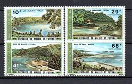 W-4  Wallis-Et-Futuna N° 67 à 70 **  A Saisir !!!  Concorde - Nuevos