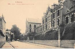 A/256              09     Foix       Entrée Principale Du Lycée - Foix