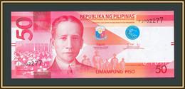 Philippines 50 Pesos 2020 P-224 (224a) UNC - Philippines
