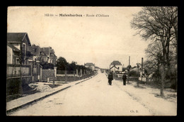 45 - MALESHERBES - ROUTE D'ORLEANS - Malesherbes