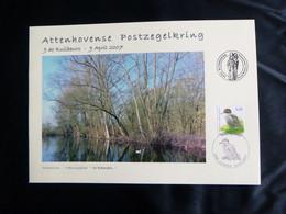 """BELG.2007 """" BUZIN """" : Wintertaling  (A5 Formaat) - 1985-.. Oiseaux (Buzin)"""
