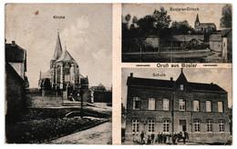CPA-Carte Postale Germany- Gruss Aus Boslar  Multi Vue  -VM33683 - Linnich