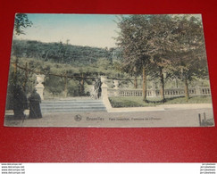 BRUXELLES -  Parc Josaphat  -  Fontaine De L' Amour  -  1922 - Forêts, Parcs, Jardins