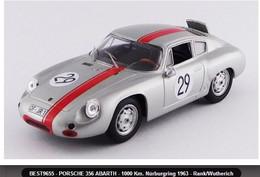 Porsche 356 Abarth - Rank/Wutherich - 1000 Km. Nürburgring 1963 #29 - Best Model - Best Model
