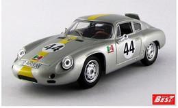 Porsche 356B Carrera GTL Abarth - Conte Pucci/Barth -Targa Florio 1962 #44 -Best - Best Model