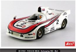 Porsche 908-04 - V. Merl - Nurburgring 1982 #2 - Best Model - Best Model