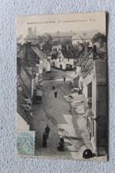 Cpa 1906, Montreuil Sur Mer, Cavée Saint Firmin, Pas De Calais 62 - Montreuil