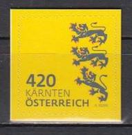 Österreich  3417 , Xx  (C 744) - 2011-... Nuevos & Fijasellos