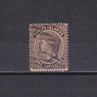 TURKS ISLANDS 1887, SG #60, Wmk Crown CA, Queen Victoria, Used - Turks And Caicos