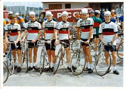Martin, Heuzebrock, Jouan  Etc......Normandie ROUTE DE FRANCE 1970 - Cycling