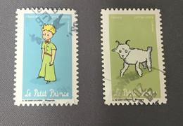 2021 Petit Prince Oblitéré - Adhesive Stamps