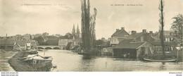 50 SAINT-LO. La Vire Et La Ville. Carte Panoramique 28 X 11 Cm - Saint Lo