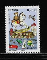 FRANCE  ( FR2I - 833 )  2015  N° YVERT ET TELLIER  N° 4953   N** - Nuovi