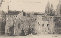 """91 MONTGERON (..le Moulin De Senlis """" Ancienne Porte """"  ). ).. - Montgeron"""
