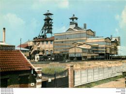 Photo Cpsm 62 SALLAUMINES. Fosse 5 En 1974 Carte Rare - Otros Municipios