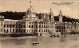 CPA AK TORINO Espos.Paiglione Della Francia ITALY (540294) - Ausstellungen