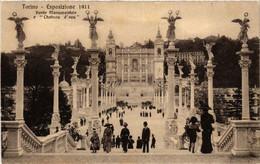 CPA AK TORINO Espos.Ponte Monumentale E Chateau D'eau ITALY (540296) - Ausstellungen
