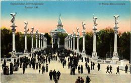 CPA AK TORINO Il Ponte Monumentale ITALY (540408) - Ausstellungen