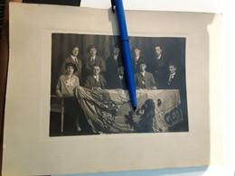 GROTE ORGINELE FOTO AFMETINGEN 17 CM OP 12 CM GENT GAND BELGIË BELGIQUE VLAAMSE LEEUW - Unclassified