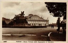 CPA AK TORINO Nuovo Palazzo Delle Espos.al Valentino ITALY (540741) - Ausstellungen