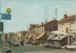Hauts De  Seine :  SURESNES : L'  Avenue  Jean  Jaurès 1981, Voiture  Renault,citroën..... - Suresnes
