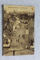 Cpa 1909, Montreuil Sur Mer, Cavée Saint Firmin, Pas De Calais 62 - Montreuil