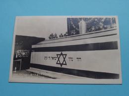 JERUSALEM Tomb Of King DAVID ( 658 - Palphot ) Anno 19?? ( See Photo ) ! - Israel