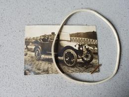 Anseremme Petite  Photo D'époque 1900  Voiture Et Pont - Sin Clasificación