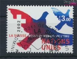 UNO - Genf 458 (kompl.Ausg.) Gestempelt 2002 Freimarke (9633922 - Gebraucht