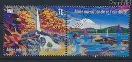UNO - Genf 470-471 Paar (kompl.Ausg.) Gestempelt 2003 Jahr Des Süßwassers (9633918 - Gebraucht