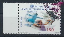 UNO - Genf 507 (kompl.Ausg.) Gestempelt 2004 Jahr Des Sports (9633905 - Gebraucht