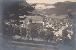 6640) MARIAZELL - Sehr Alte FOTO AK Von Zaun Blick Auf Häuser Und Kirche ALT - Mariazell