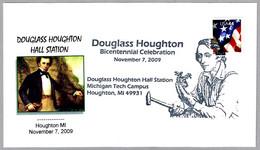 DOUGLASS HOUGHTON, Geologo Y Medico. Houghton MI 2009 - Other