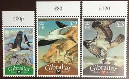 Gibraltar 2009 Birds Definitives MNH - Zonder Classificatie