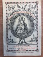 Steendruk Van De Vyvere-petyt Brugge Marie-au-Épines Eeklo Sœurs De Charité Prière 1867 - Images Religieuses