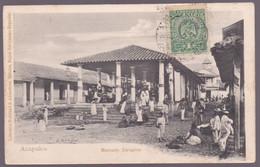 CPA  - Mexique / Mexico - Acapulco - Mercado Zaragoza - México